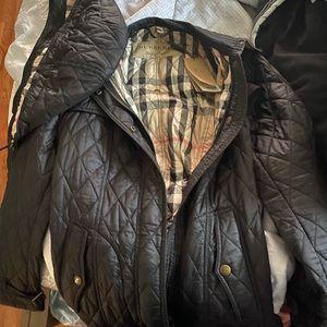 Burberry woman's coat